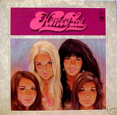 HONEY LTD Original LHI LEE HAZLEWOOD LP Psych Rarity