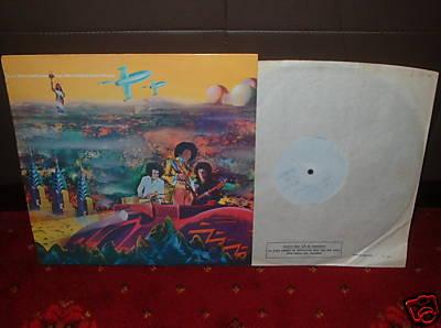 JIMI HENDRIX Electric Ladyland Vol1 LP 1968 TEST PRESS