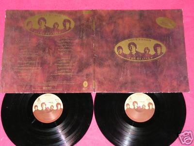 BEATLES Love Songs / DDR AWA Intershop DoLP F666219/20