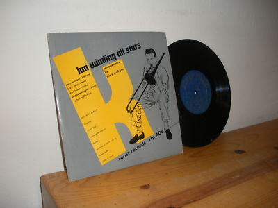 "Kai Winding ""All Stars"" w/ Max Roach Roost 10"" LP VG++"