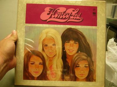 Rare- HONEY LTD Original LHI LEE HAZLEWOOD LP Psych